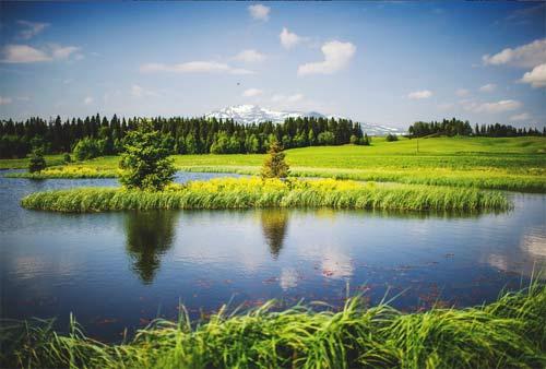 Озёра Ямтланда