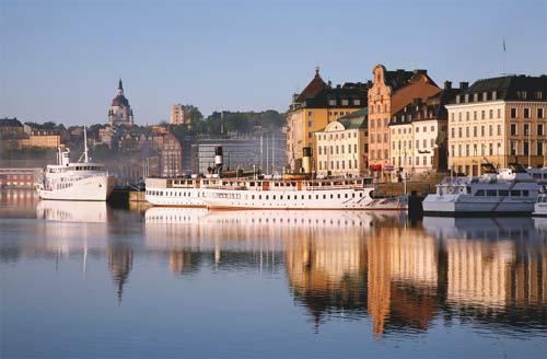 Стокгольм – Гамла Стан